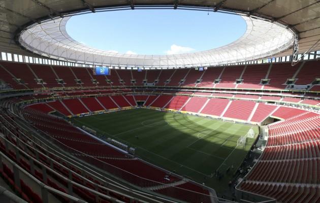 Estadio  Cup Stadiums: Brasilia World 2014 Nacional,
