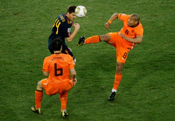 Dutch football considers Faustian pact as way of reviving