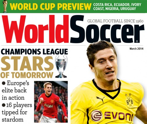 World Soccer March 2014