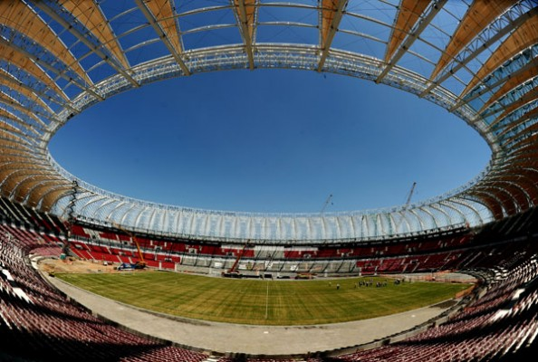 Porto Alegre's Estadio Beira-Rio