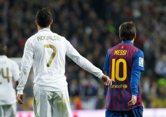 Familiar names Messi and Ronaldo head Fifa Ballon d'Or shortlist