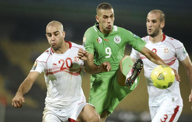 Algeria World Cup preview