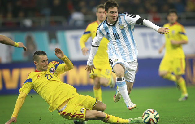 Argentina World Cup preview
