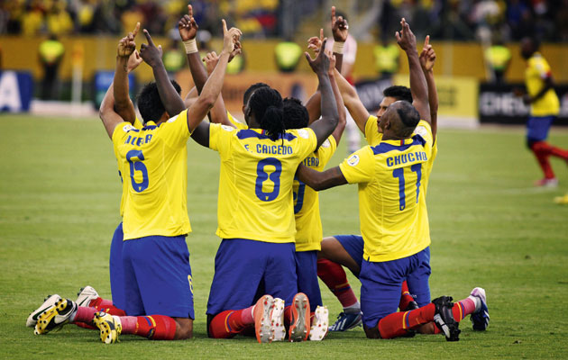 Ecuador World Cup