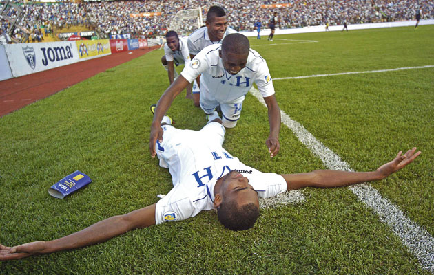 Honduras World Cup review