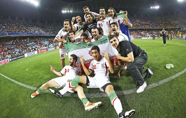 Iran World Cup
