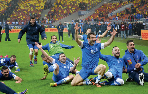 Greece World Cup preview