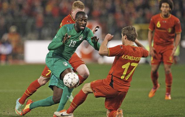 Ivory Coast World Cup