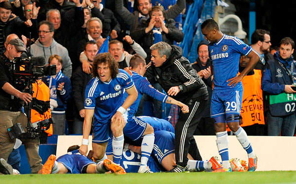 Jose Mourinho Chelsea PSG