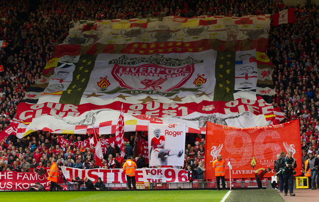 Liverpool Hillsborough