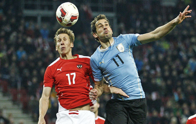 Uruguay World Cup preview