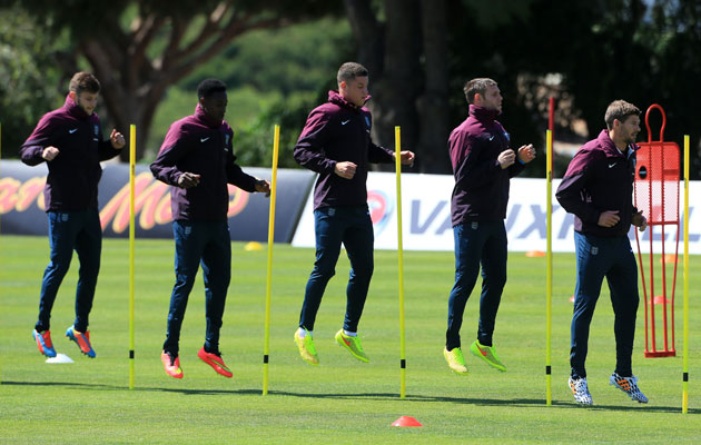 England prepared to go the extra mile in Brazil