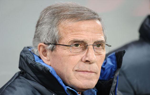 Oscar Tabarez Uruguay