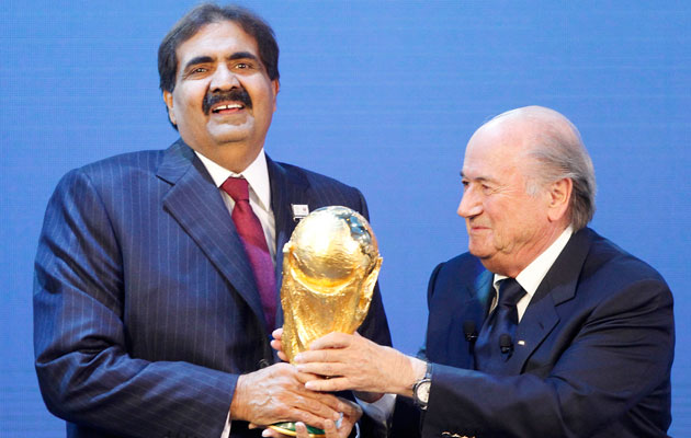 Clubs want the 2022 World Cup to be played in May.
