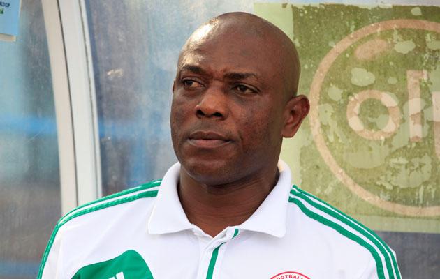 Stephen Keshi Nigeria