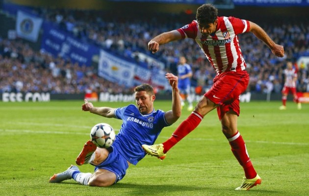 Diego Costa passes medical with Chelsea