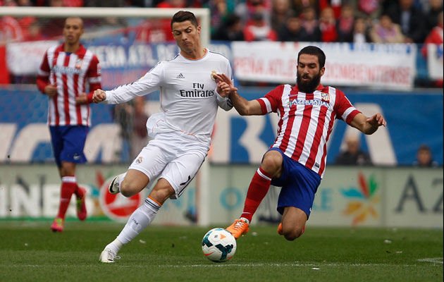 Champions League preview: Real Madrid v Atletico Madrid