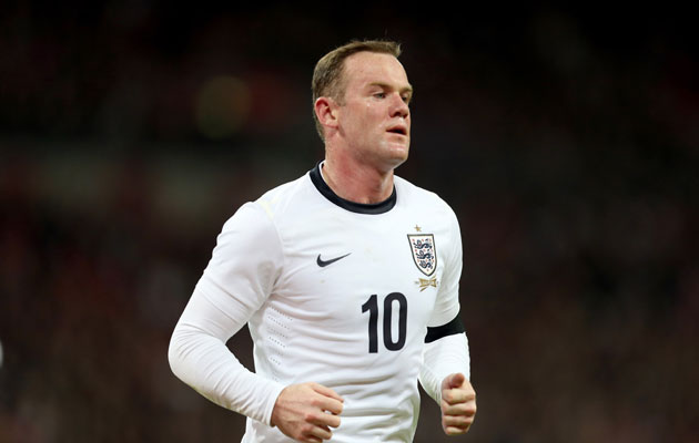 Wayne Rooney: no longer the player he once was?