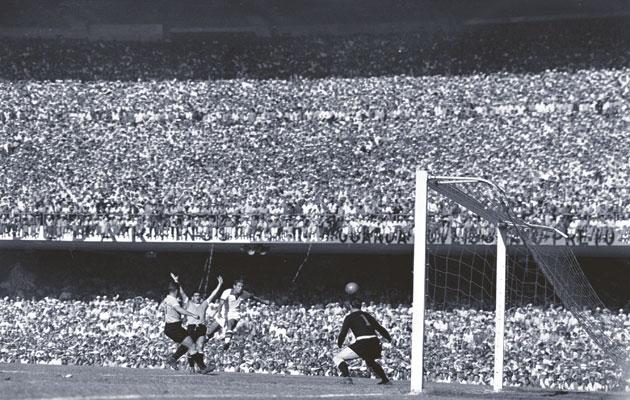 Brazil Uruguay 1950 World Cup final