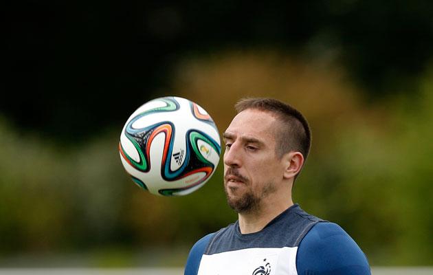 Franck Ribery France