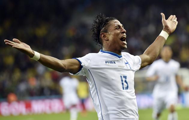 Honduras-score
