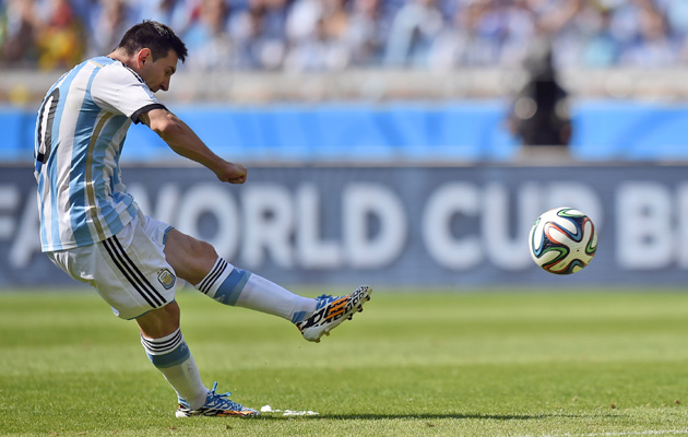 Argentina 1-0 Iran - World Soccer