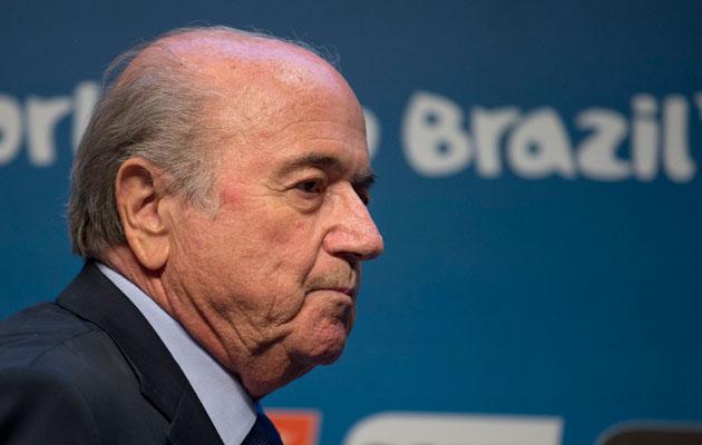Head of Dutch football demands Sepp Blatter goes