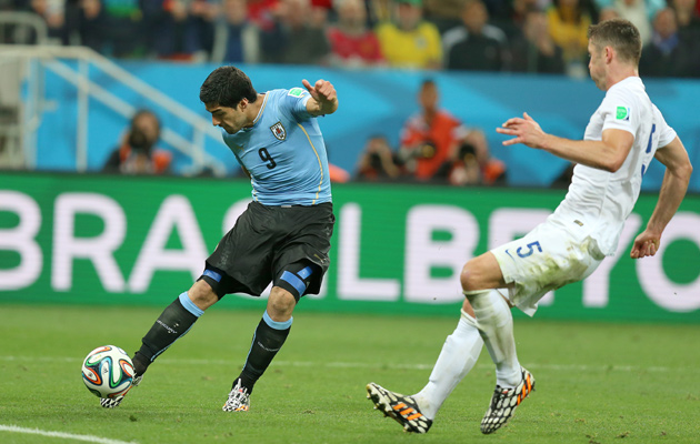 The not exactly impartial view from Uruguay on Luis Suarez