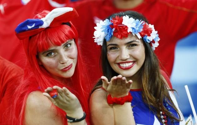 Chile v Australia - FIFA World Cup Brazil 2014 - Group B