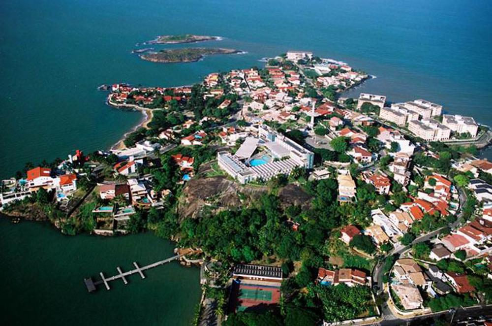 hotel ilha do bois