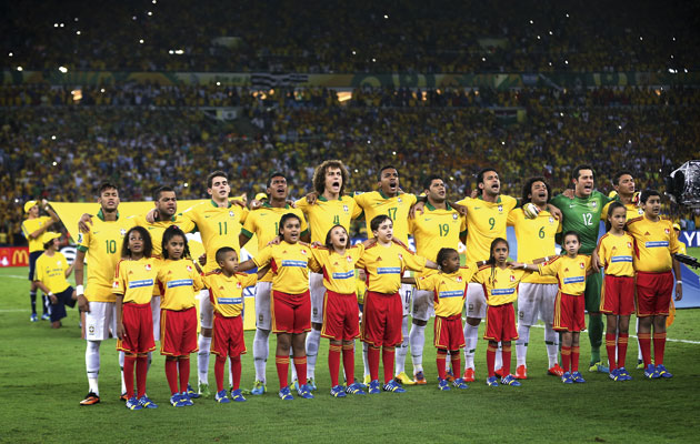 Brazil will not be perfect but there should be much to savour