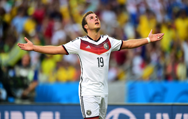 Gotze's dad held talks with Spurs twice during Euro 2016