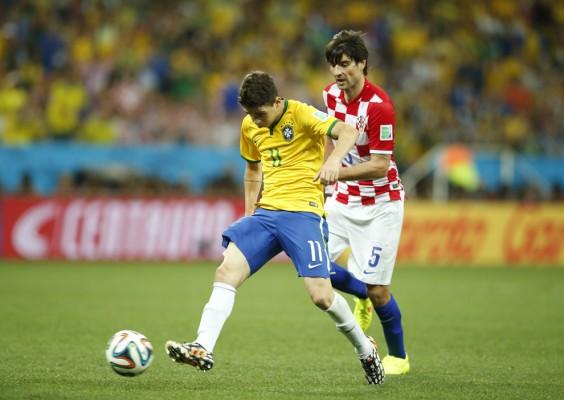 Brazil v Croatia - FIFA World Cup Brazil 2014 - Group A