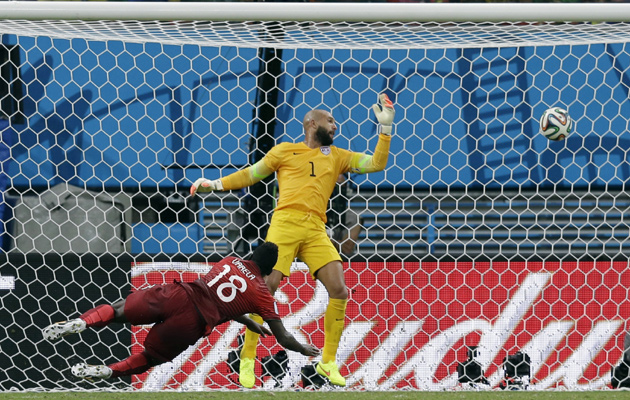 Portugal goal USA