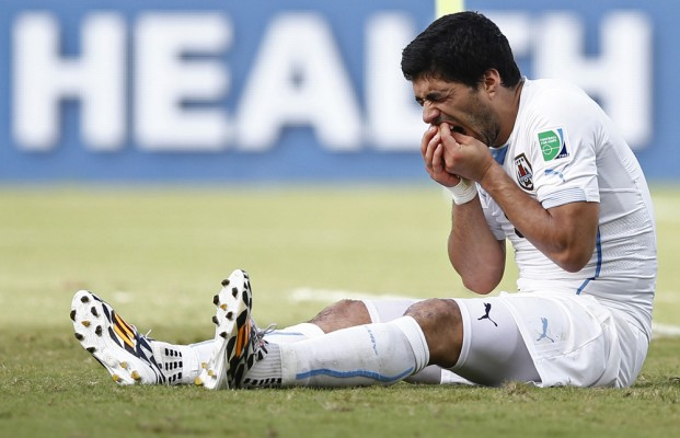 Blatter keen to see Luis Suarez in action again