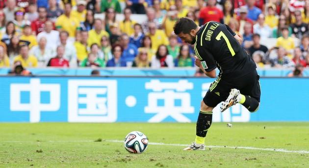 Australia v Spain - FIFA World Cup Brazil 2014 - Group B