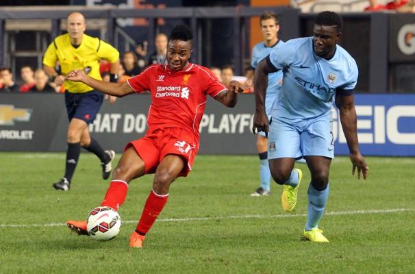 Soccer: Friendly-Manchester City vs Liverpool FC