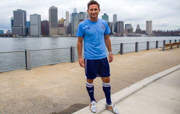 Frank Lampard New York