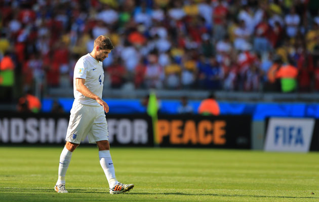 Steven Gerrard: a great player who became a liability