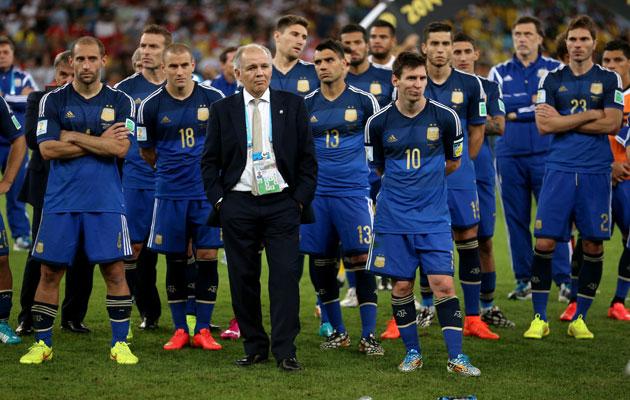 argentina world cup final