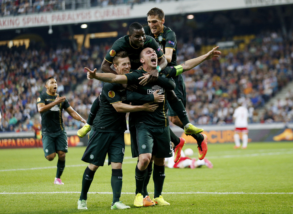 FC Red Bull Salzburg v Celtic - UEFA Europa League Group Stage Matchday One Group D