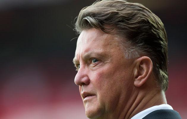 Louis Van Gaal eyes Premier League title