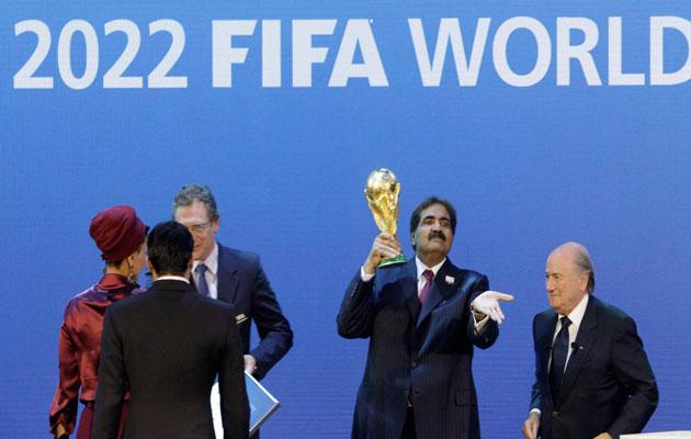 FIFA denies Qatar will lose World Cup over terror funding
