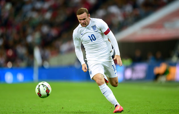 Is Wayne Rooney actually a central midfielder?