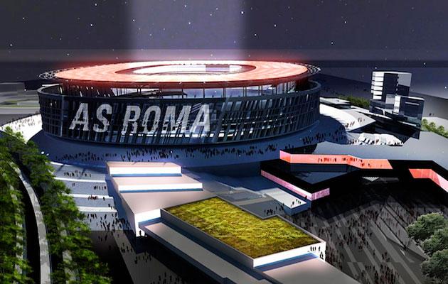 Roma Stadium