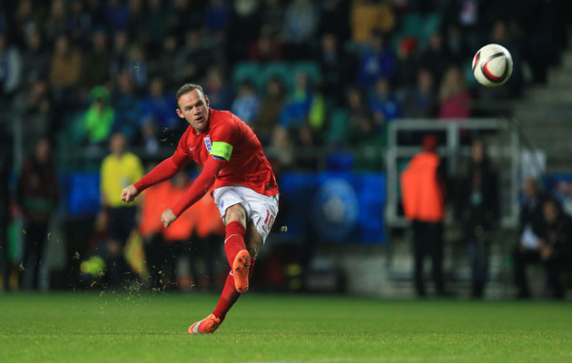 Wayne Rooney Estonia