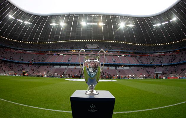 champions league deal champions league trophy