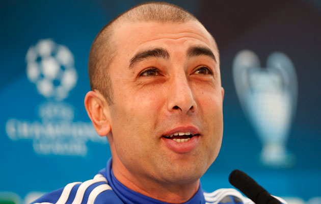 Roberto Di Matteo will take charge at Aston Villa