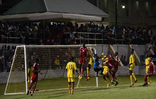 Guyana St Kitts