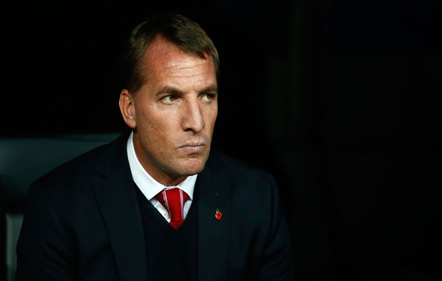 Brendan Rodgers Liverpool Real Madrid